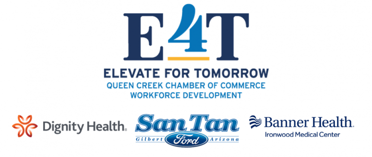 2021 Elevate for Tomorrow sponsored by Dignity Health, San Tan Ford and Banner Ironwood Medical Center